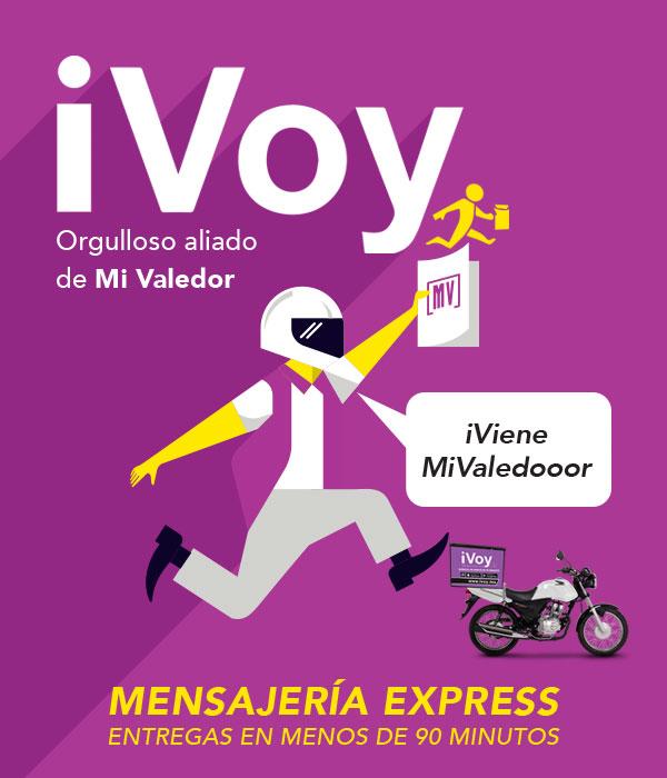 ivoy mensajeria web