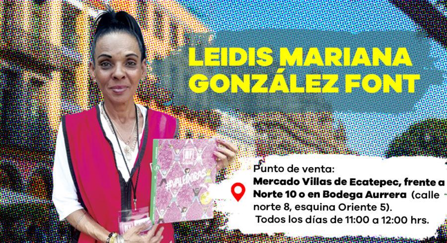 Leidis Mariana González Font