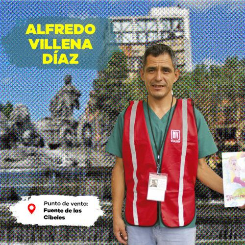 Alfredo Villena Díaz