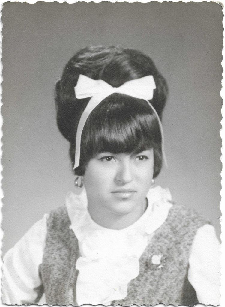 Elisa Candelas. Retrato de Tere Candelas, San Ángel (1966)